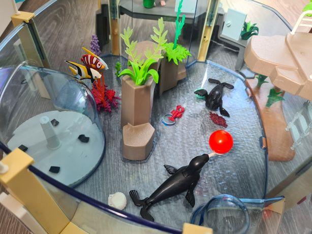 Playmobil Oceanarium oraz sklepik