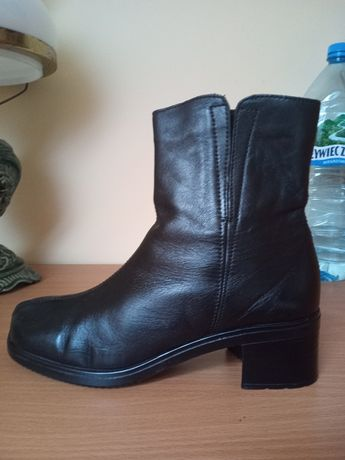 Nowe buty skòra naturalna rozmiar 38