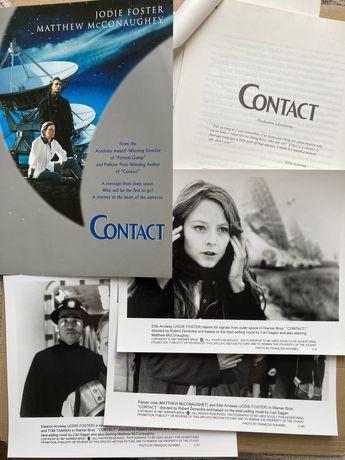 Contact -  pakiet - kadry filmowe / zdjęcia