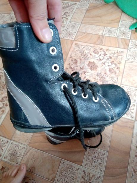 Ботинки осенние, ортопедические