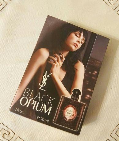 Blak Opium Духи, Yves Saint Laurent Black Opium