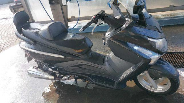 Moto sym gts evo 125