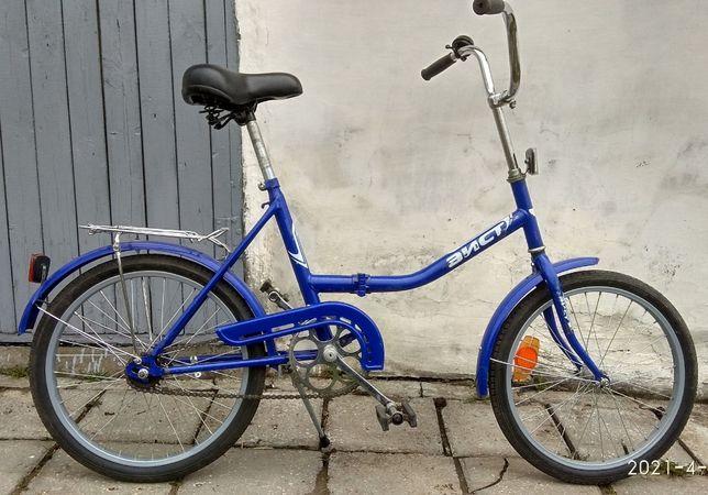 """Велосипед """"Аист"""",белорусского производства,складной-состояние"""