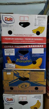 Продам коробки (бананки) по 8 грн