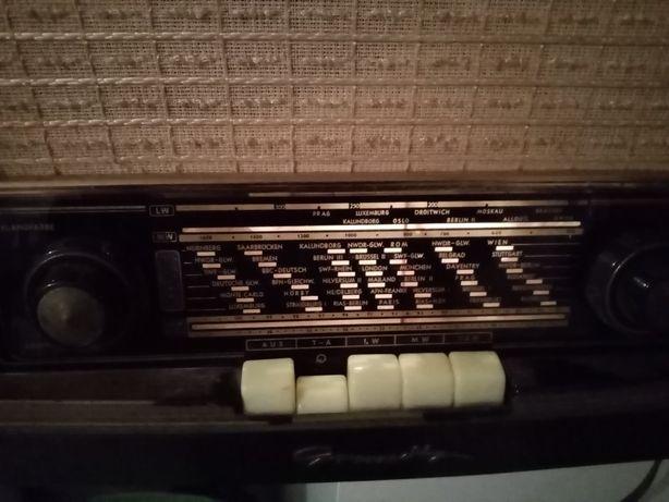 Stare radio Grundig ANTYK