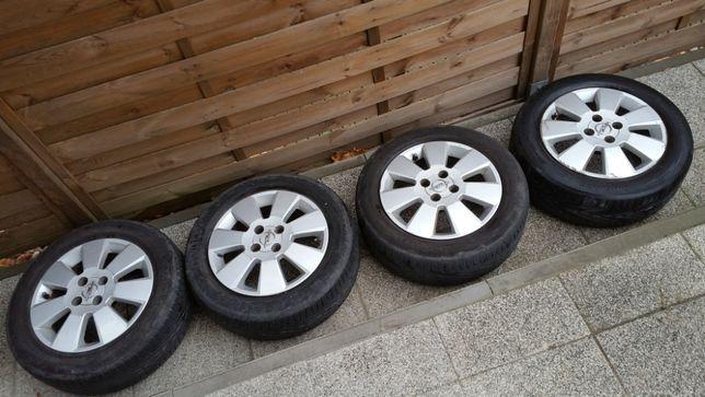 Alufelgi Opel 4x100 185/60/R15 88H