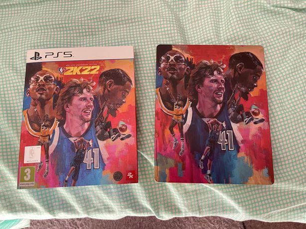 NBA 2K22 PS5 Edição Especial