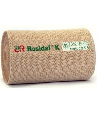 Бинт малой  растяжимости  ROSIDAL  K  10СМ Х 3М
