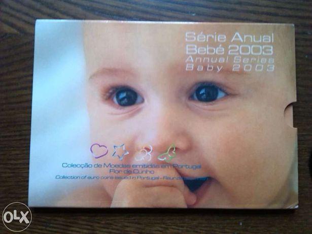 Moedas euro carteira Bebé de 2003 FDC