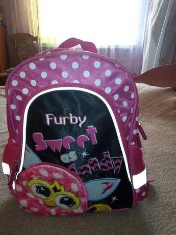 Kolorowy Plecak Furby