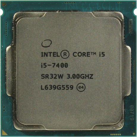 Процессор i5 7400