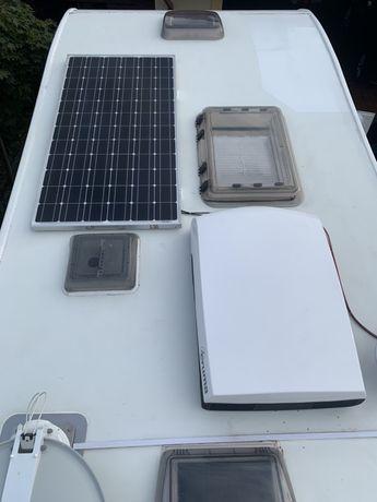 Solar Panel Słoneczny Fotowoltaika Kamper Przyczepa Bus