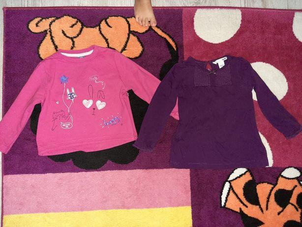 Bluzki dziewczece
