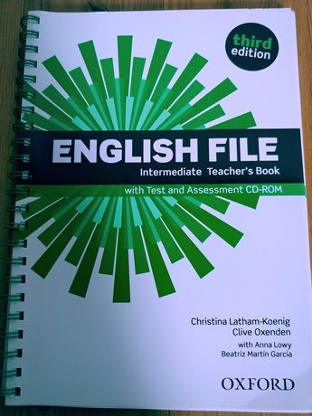 English File 3rd Edition teacher's book