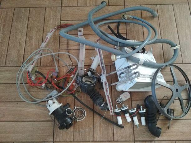 Części do pralki Bosch Clasixx6
