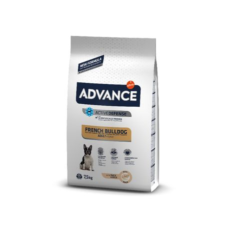 Ração Advance Bulldog Francês 7,5Kg