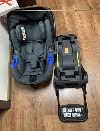 Детское Автокресло с базой IsoFix! С 0+ и до 13 кг