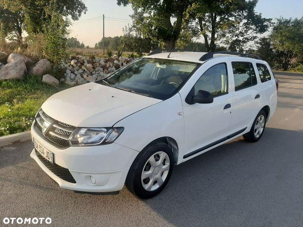 Dacia Logan  Listopad 2015 / Przebieg 60 Tys. Km