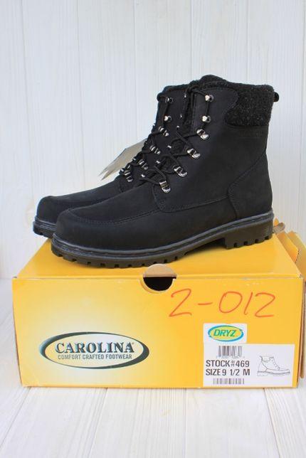 Новые ботинки Carolina кожа США 35,36,36,5,37,38,39,40