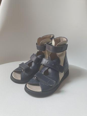 Ортопедические сандали 18см