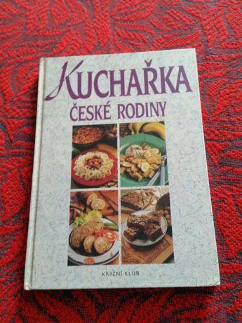 Кухарка-чешская кухня.