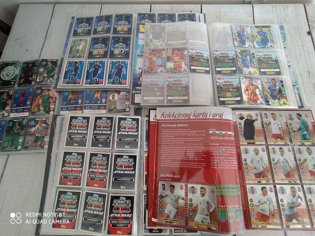 Album/ Fifa/ Star Wars/ Karty. EUFA