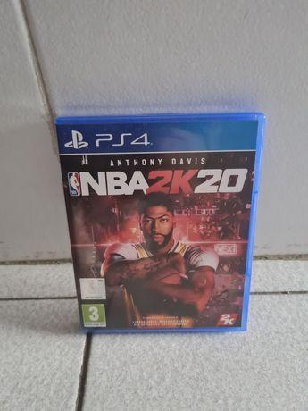 Vendo NBA 20 PS4