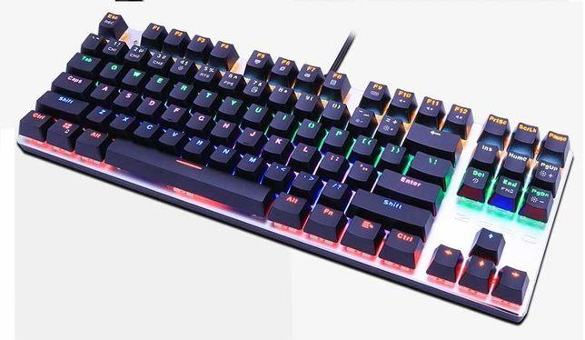 Teclado Gaming Mecânico Blue Switch/Red Switch - NOVOS - Envio Grátis