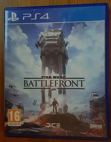 Jogo PS4 StarWars BattleFront