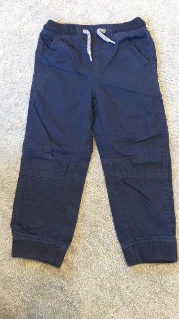 Spodnie zimowe podwójne ocieplane Lupilu 104