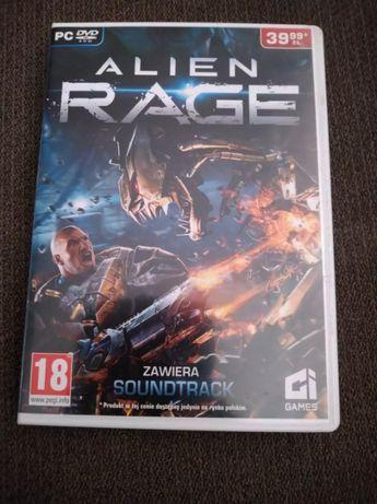 Gry na komputer pc/dvd Alien Rage