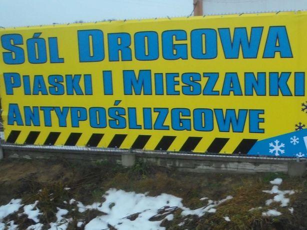 Sól Drogowa z antyzbrylaczem luz/big-bag/worki 25kg