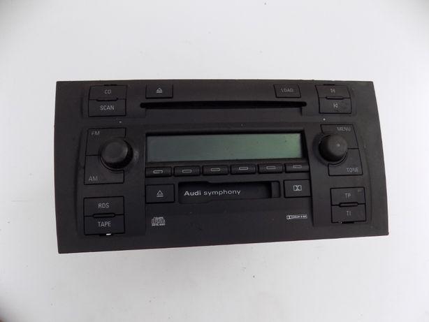 Audi SYMPHONY II AUDI A6 c5 Radio Fabryczne 6CD