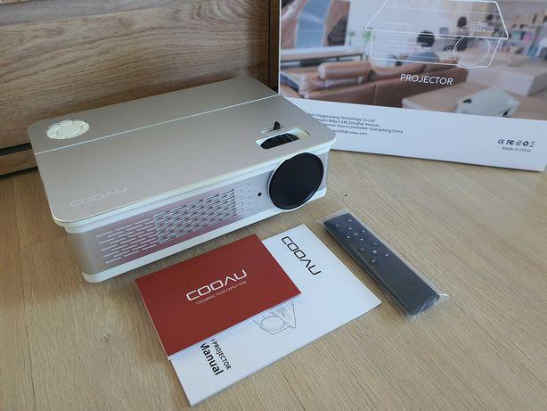 Projektor Full HD COOAU A6000 Nowy!