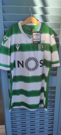 Camisola oficial Mulher XL Sporting 20/21