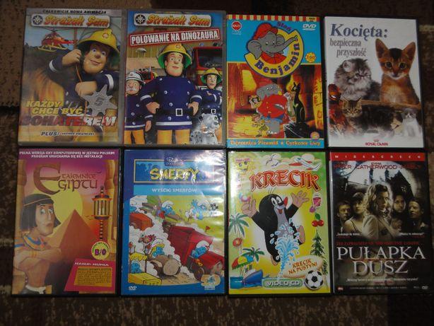 Bajki i filmy na DVD