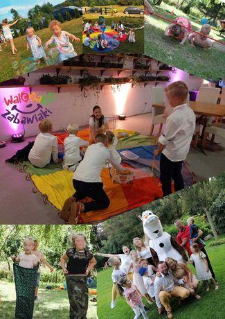 Animatorka / Animator/ Animacje dla dzieci (wesela, poprawiny, i inne)