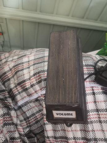 Pedal Volume
