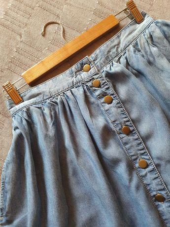 NOWA jeansowa spódnica Medicine L