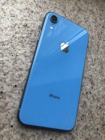 Apple IPhone XR 64GB Синий R-sim Vodafone UK