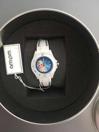 Zegarek Disneya ELSA Kraina Lodu. nowy