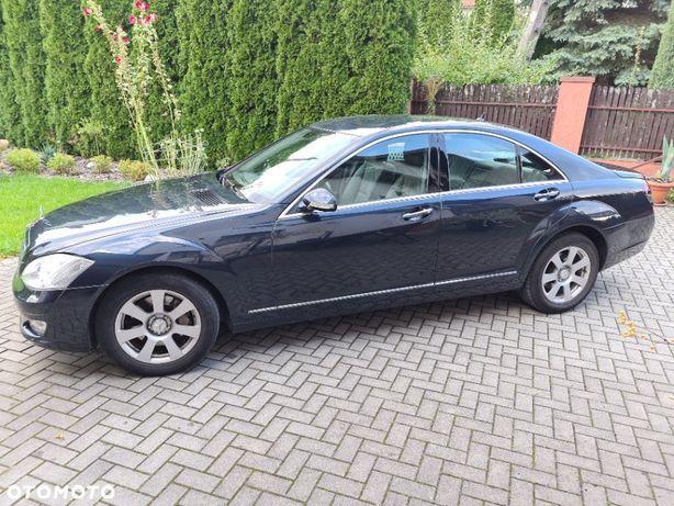 Mercedes-Benz Klasa S Mercedes S 320 , kupiony w salonie w Polsce