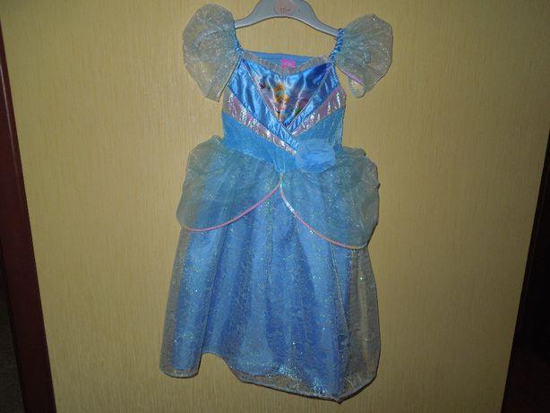 Платье дет. праздничное, новогоднее Золушка Disney Cinderellа