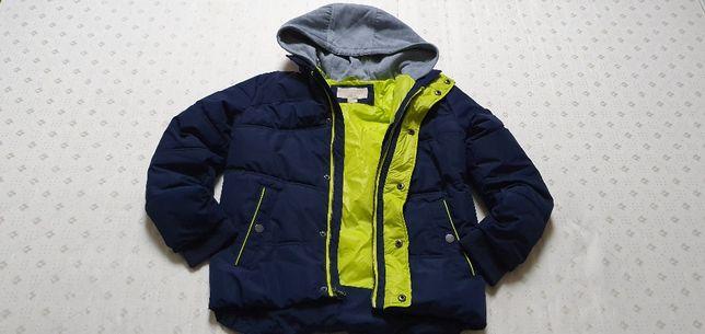 Markowa kurtka zimowa Michael Kors rozm. 8 (138cm) w atrakcyjne cenie!