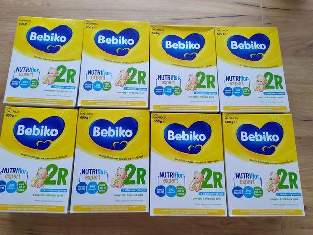 Mleko modyfikowane Bebiko 2R z kleikiem ryżowym