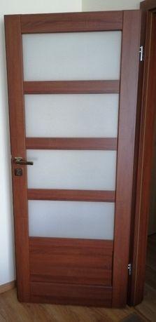 drzwi wewnętrzne VASCO DOOR dąb palony 80 lewe