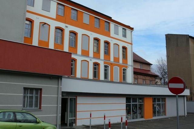 Biuro na wynajem - centrum - 24 m2