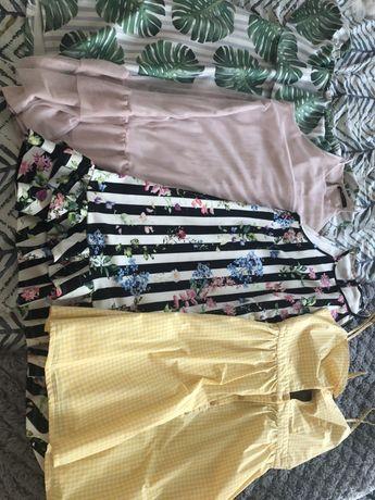 Sukienki mohito 4 szt