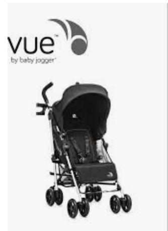 Baby jogger Vue,коляска трость