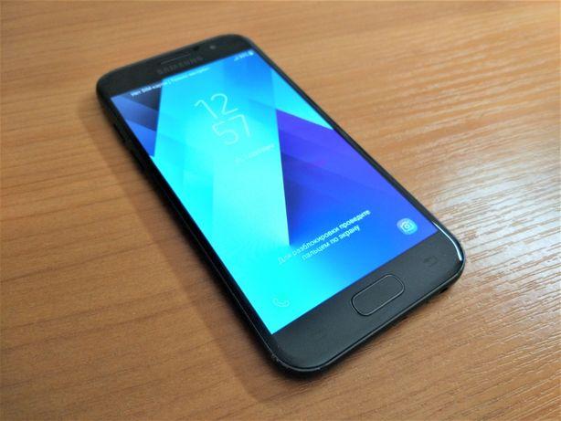 Samsung Galaxy A3 2017 Duos SM-A320 16GB Black NFC